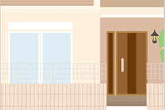 開口部の種類(玄関、勝手口、窓)
